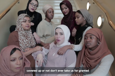 This Pregnant Hijabi made a rap song and it's this year's most subversive art piece