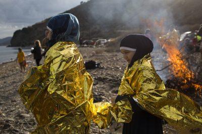 Through Her Eyes: Capturing the Refugee Journey