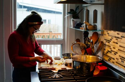 Conversations: How Food and Storytelling Can Bring You Home