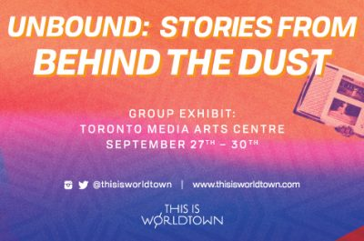 Unbound: Stories from Behind the Dust Exhibit Launch